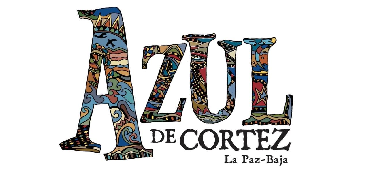 Colorful Logo for Azul De Cortez