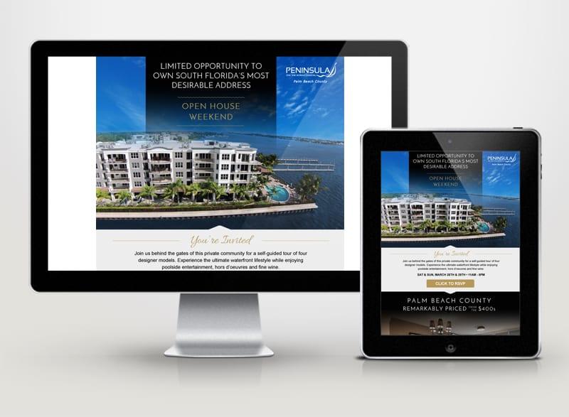 Peninsula on the Intracoastal Digital Design