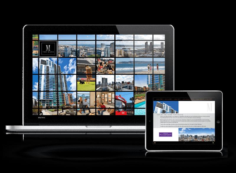 The Mark San Diego Digital Design