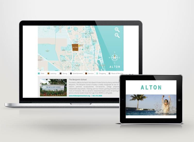 Alton Palm Beach Gardens Digital Design