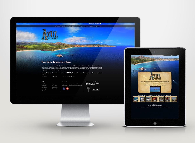 Azul de Cortez Digital Design