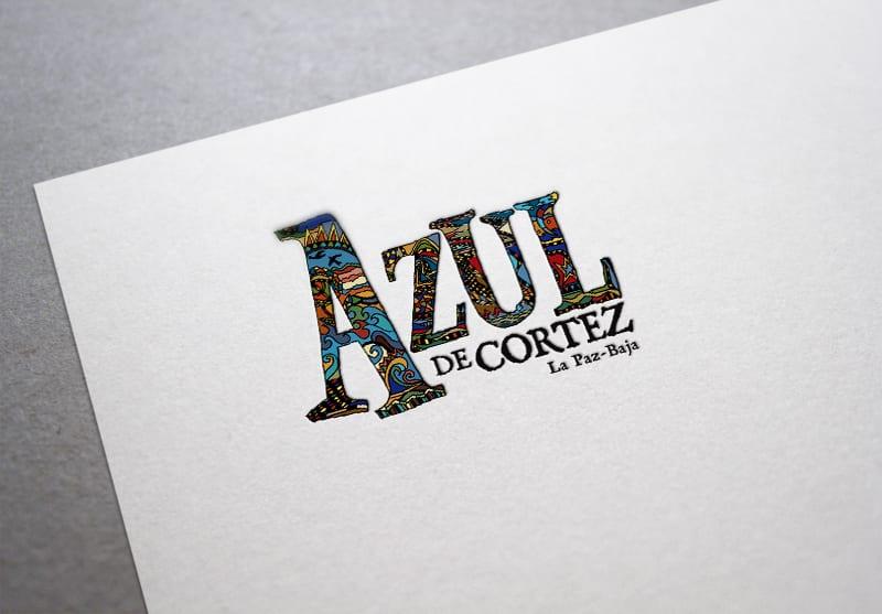Azul de Cortez Branding Design