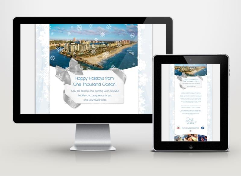 One Thousand Ocean Digital Design