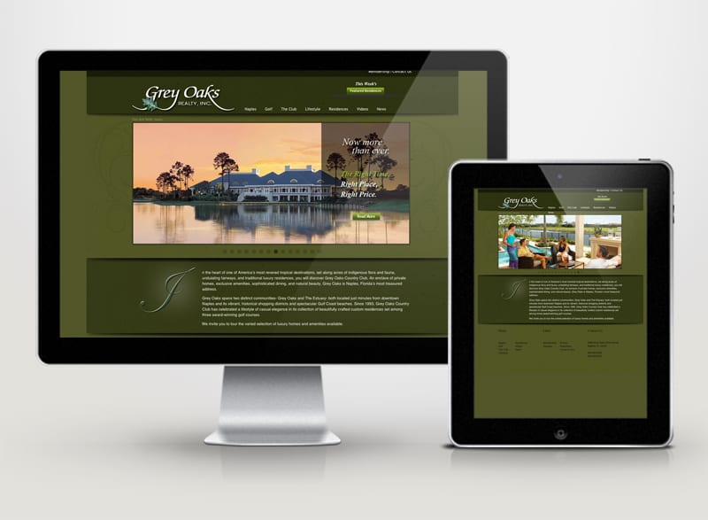 Grey Oaks Digital Design