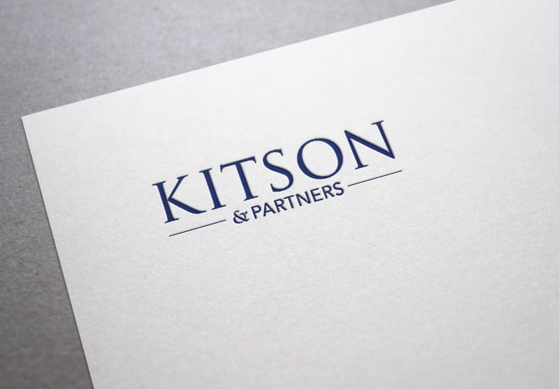 Kitson & Partners Branding Design
