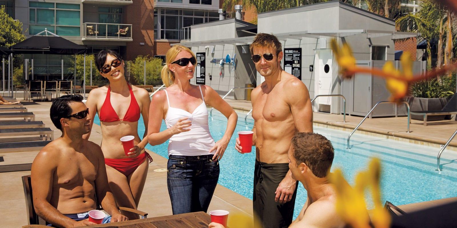 The Mark San Diego Life Style