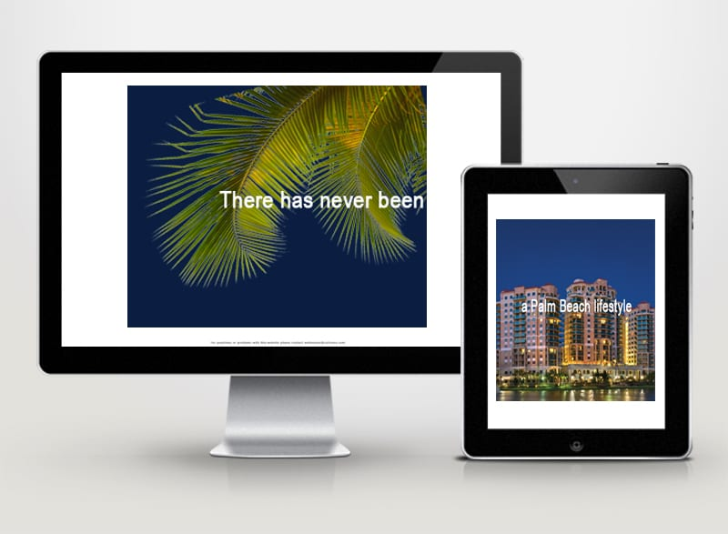 Landmark Palm Beach Gardens Digital Design