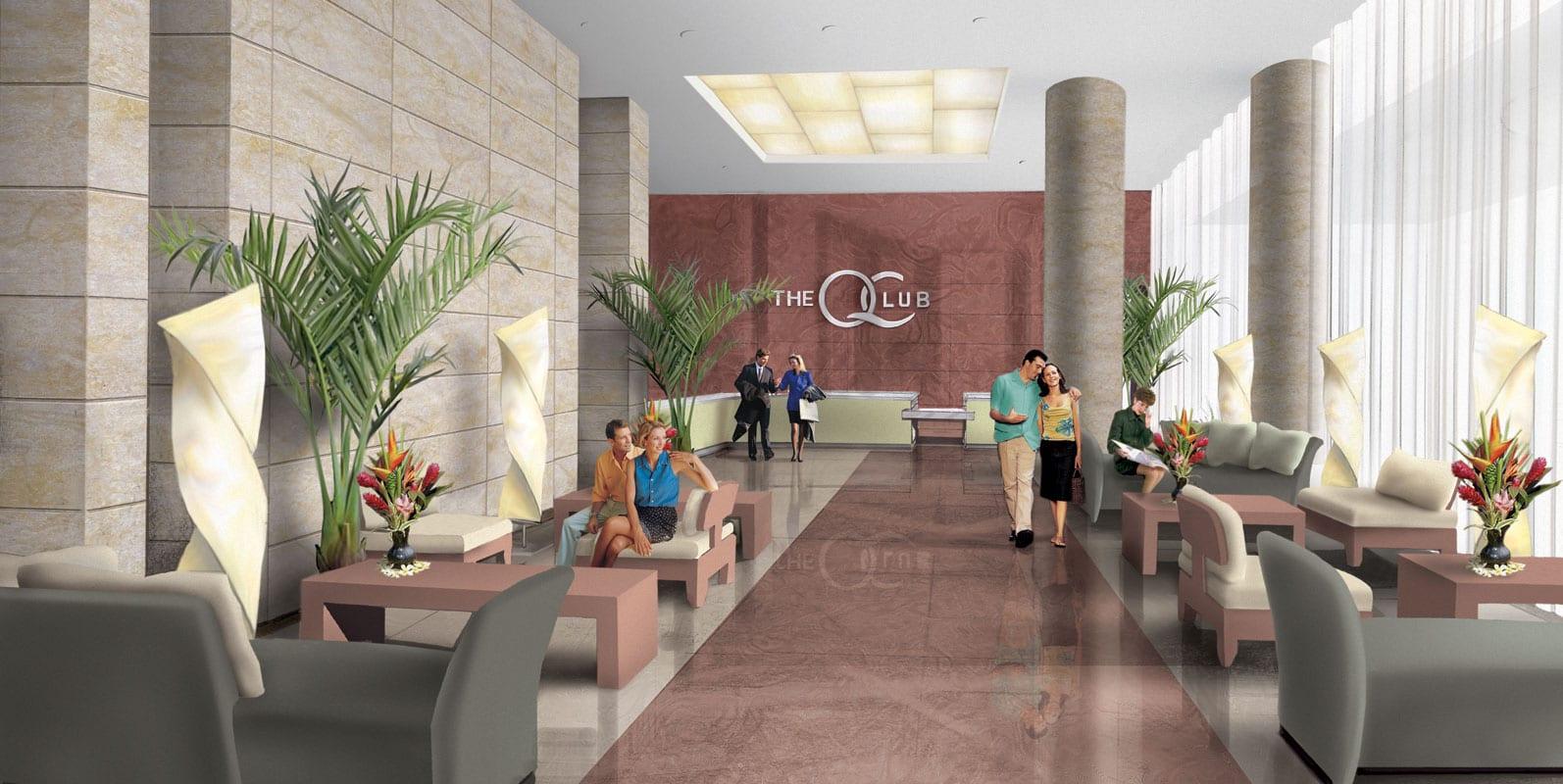 Q Club Resort Product Shots