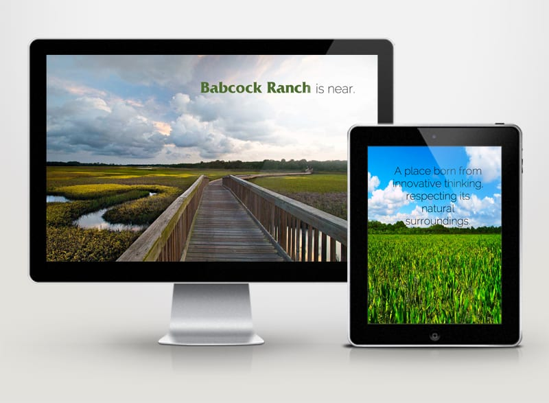 Babcock Ranch Digital Design