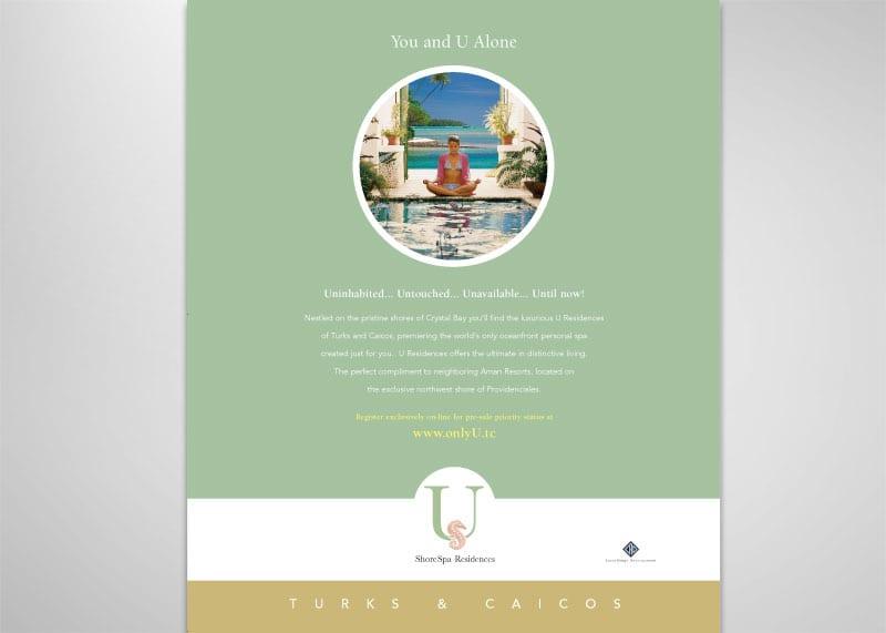 Dreaming Turks & Caicos Print Design