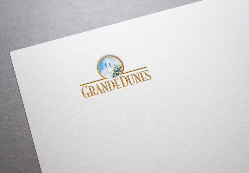 Grande Dunes Branding Design
