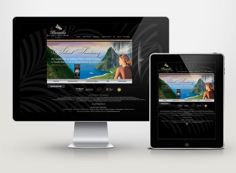 Le Paradis Digital Design
