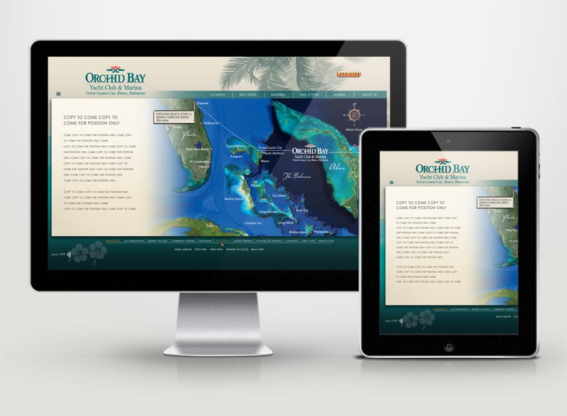 Orchid Bay Digital Design