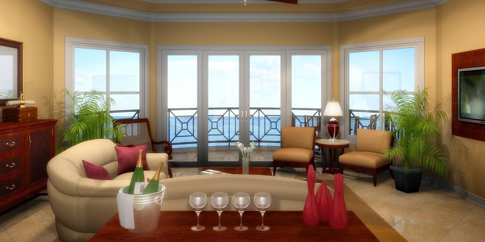 Residences at Beach Bay Product Shots