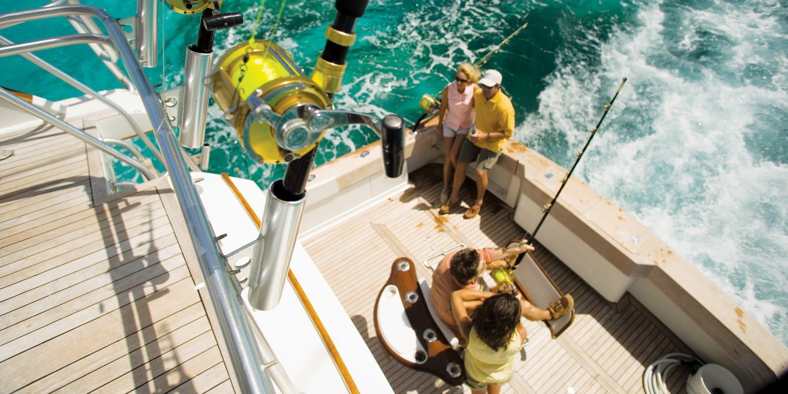 Rum Cay Bahamas Life Style