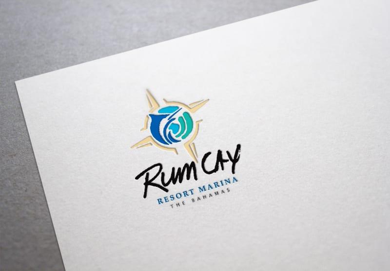 Rum Cay Branding Design