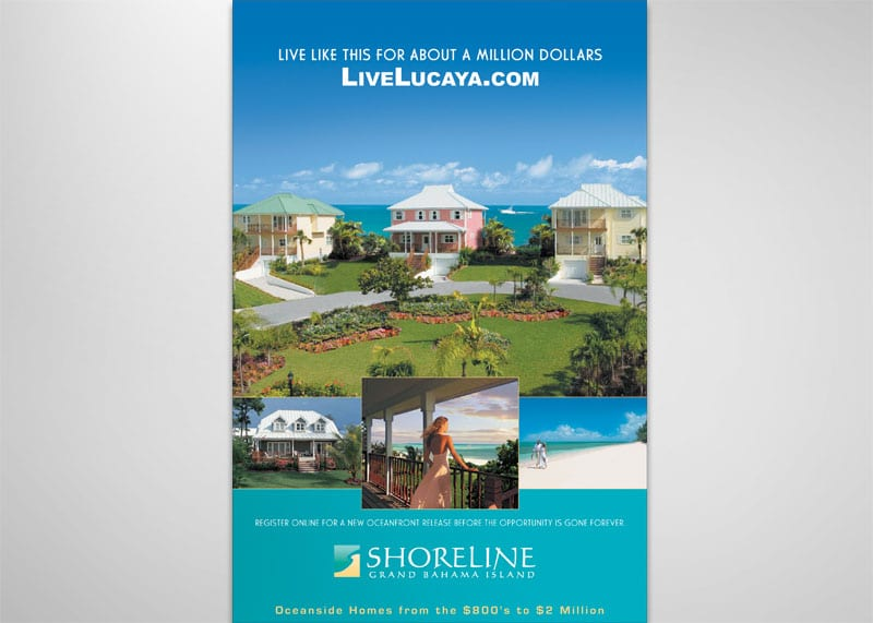 Shoreline Print Design