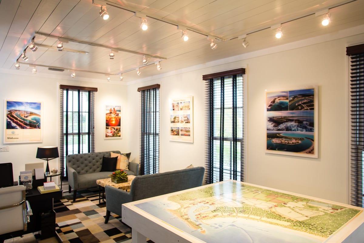 Schooner BaySales Environment Design