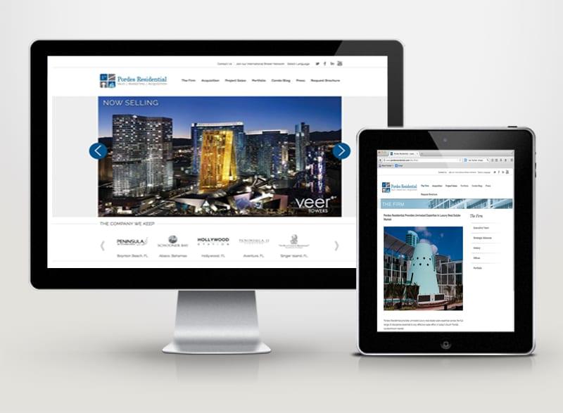 Pordes Residential Digital Design