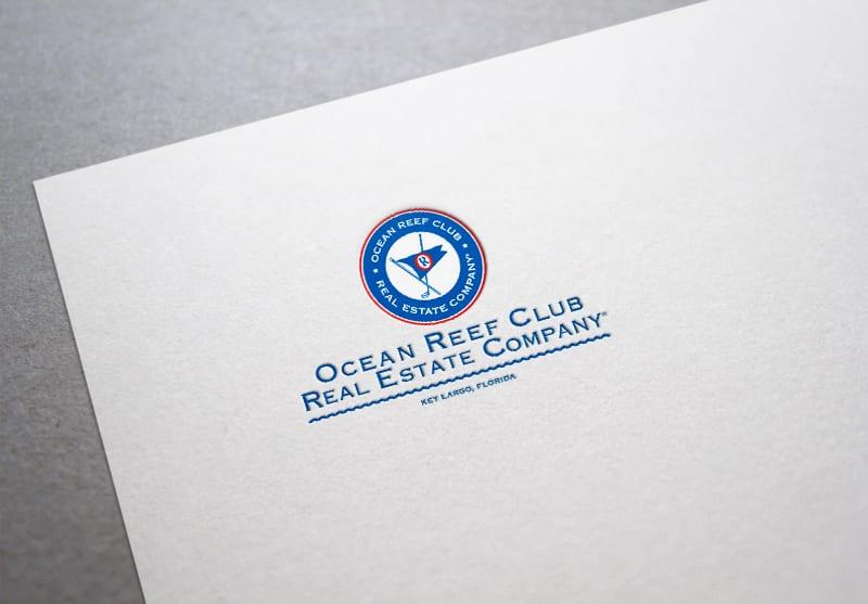 Ocean Reef Club Real Estate Company Branding Design