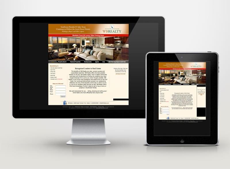 West Bay Realty Digital Design