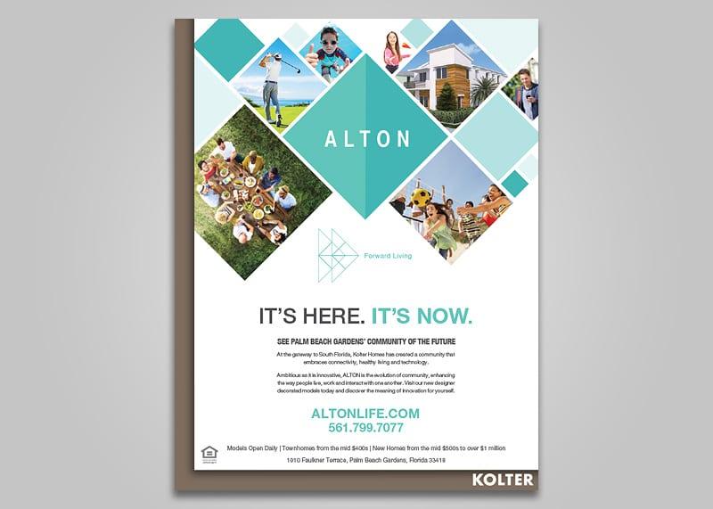 Alton Print Design