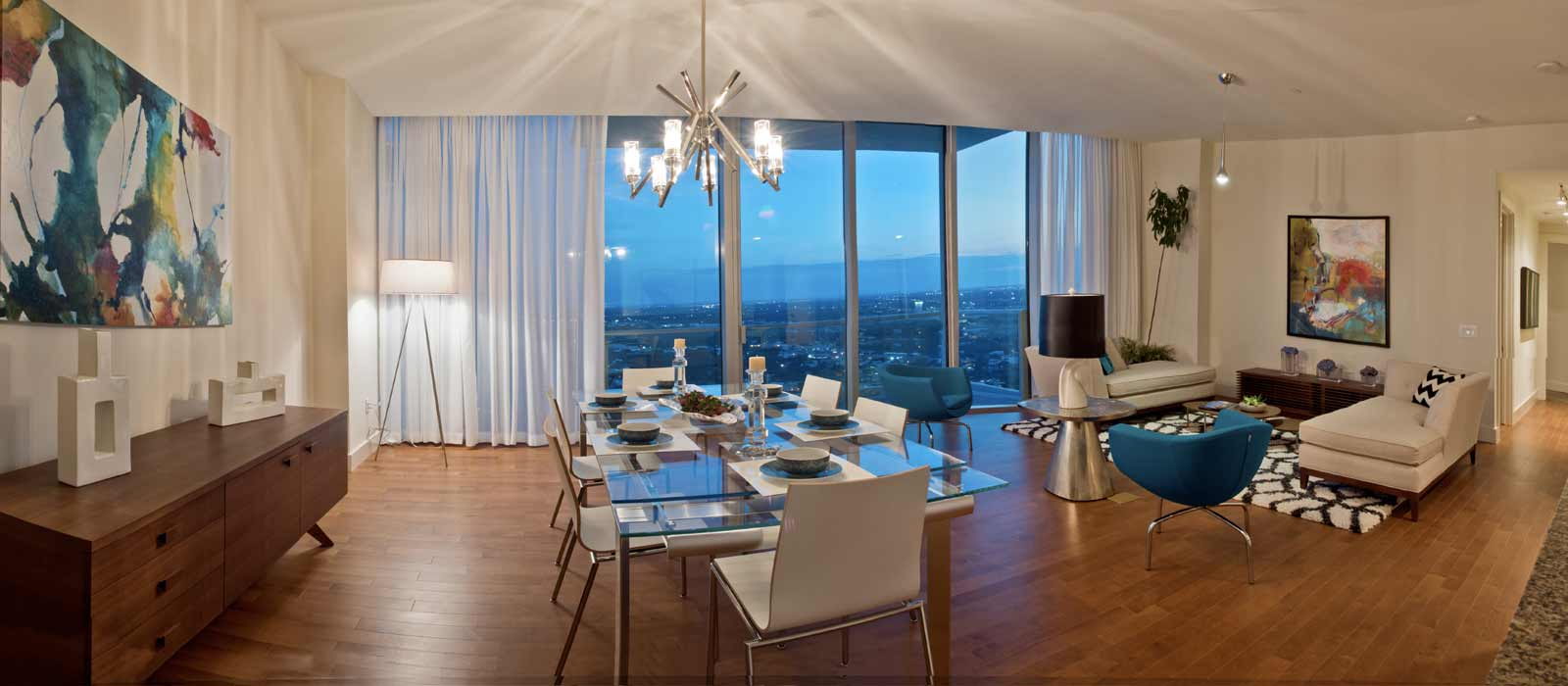 Alteza Residences Above the Grand Hyatt Product Shots