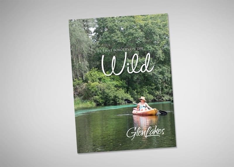 Glenlakes Print Design