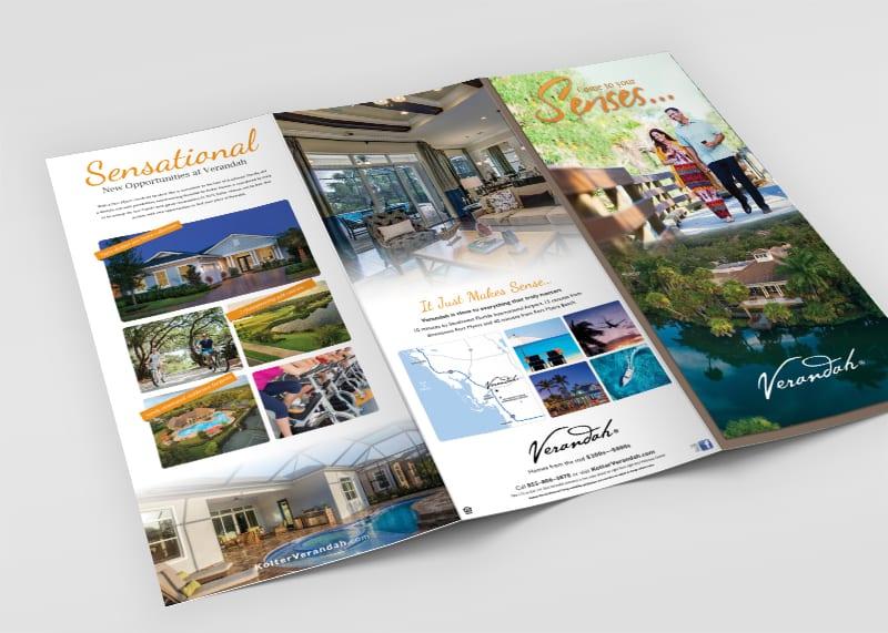 Verandah Fort Myers Print Design
