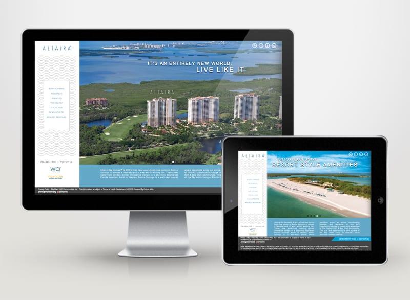 Altaira Bonita Springs Digital Design