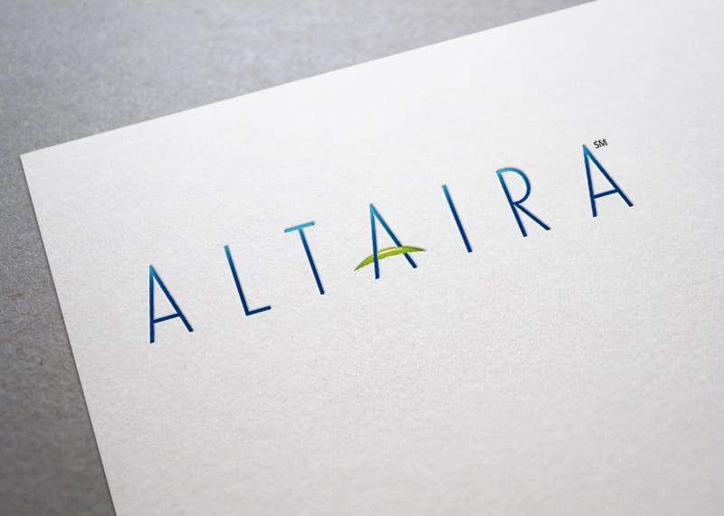 Altaira Bonita Springs Branding Design