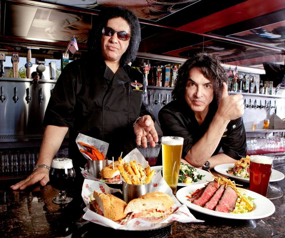 Gene Simmons Rock & Brews San Antonio