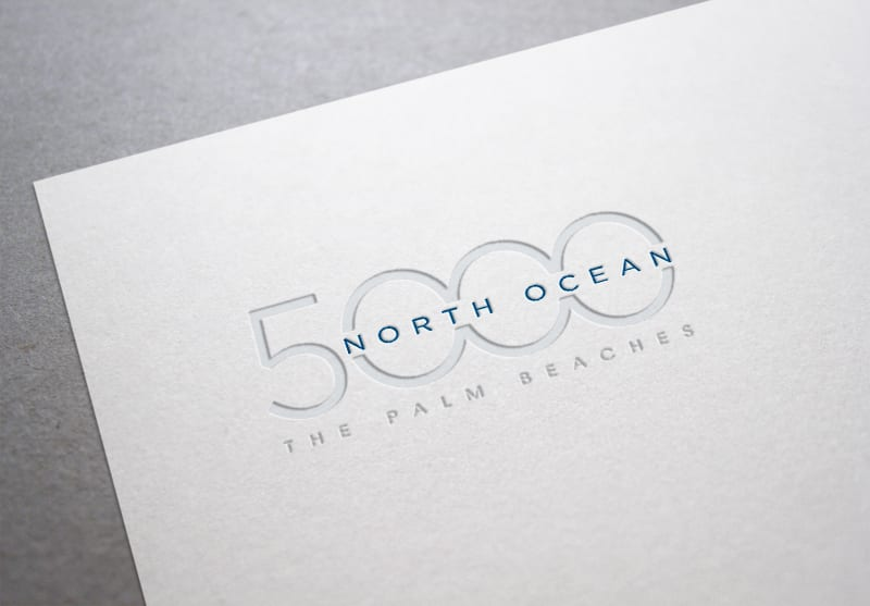 5000 North Ocean Branding Design