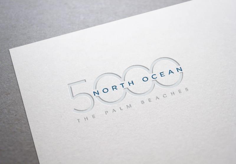 5000 North Ocean Branding Design