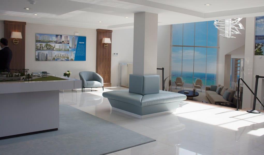 5000 North OceanSales Environment Design