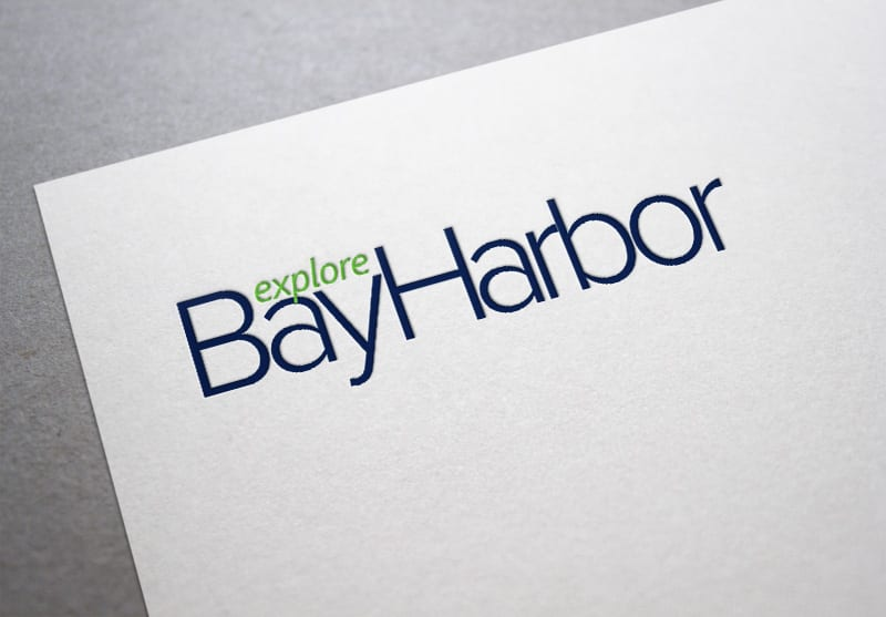 Bay Harbor Branding Design
