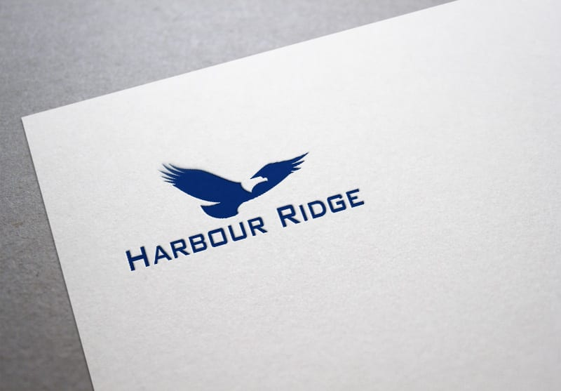 Harbour Ridge Branding Design