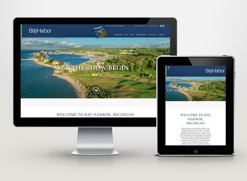 Explore Bay Harbor Digital Design