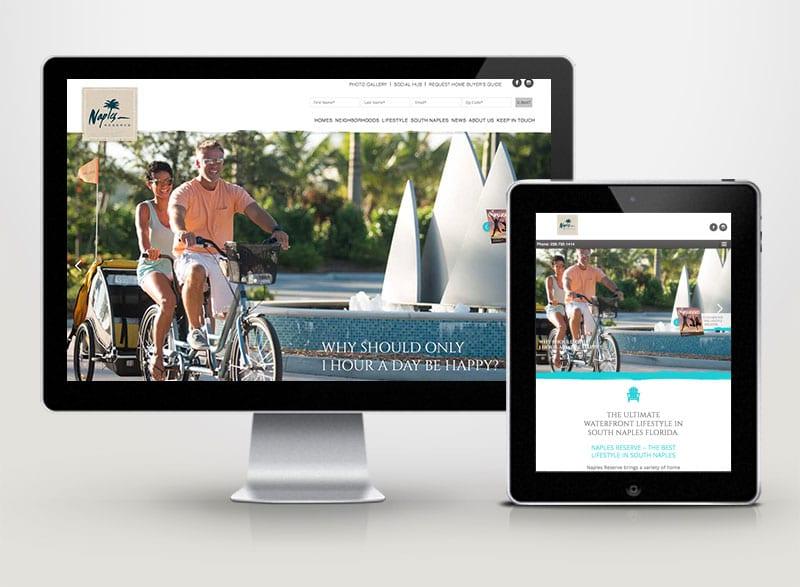 Naples Reserve Digital Design