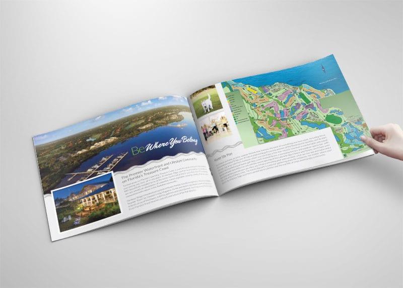 Harbour Ridge Print Design