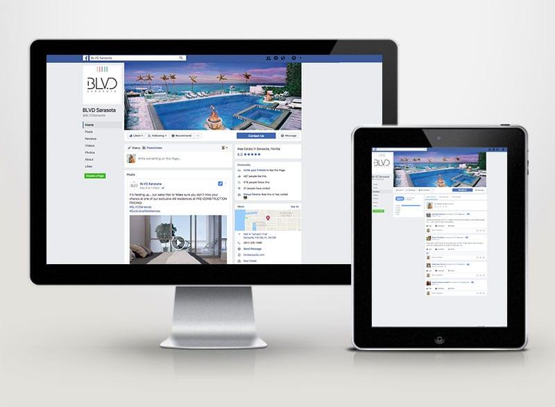 BLVD Sarasota Digital Design