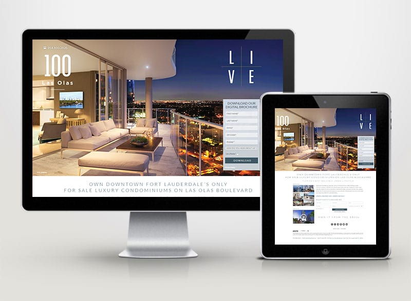 100 Las Olas Digital Design
