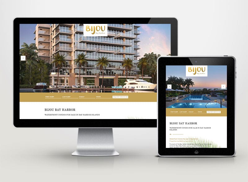 Bijou Bay Harbor Digital Design