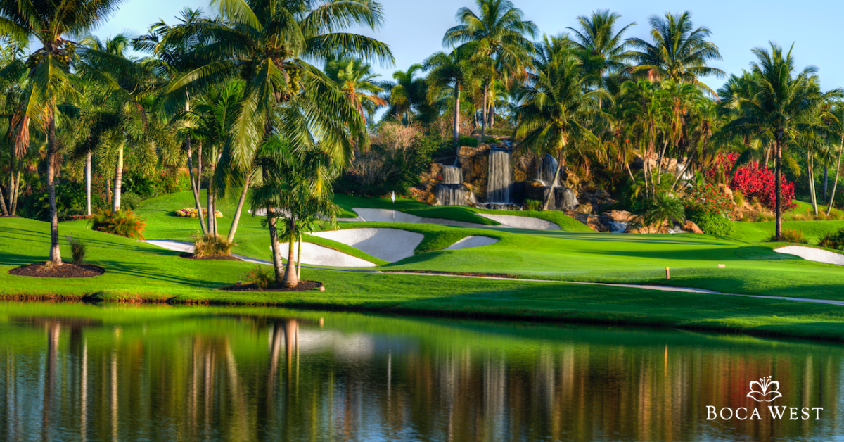 Home & Membership Sales Increase at Boca West Country Club