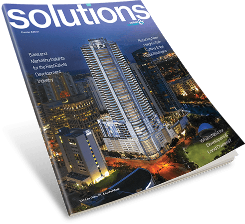 Cover of Solutions Magazine Premiere Issue
