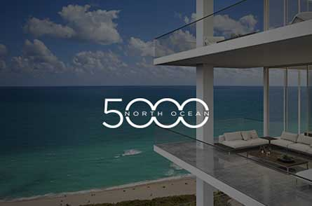 Cotton & Company client 5000 North Ocean, on Singer Island, FL