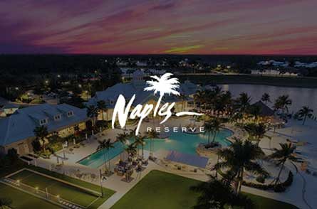 Cotton & Company handles marketing for South Naples' #1 selling community, Naples Reserve