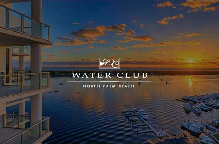 Cotton & Company client, WaterClub, a Kolter Urban Project