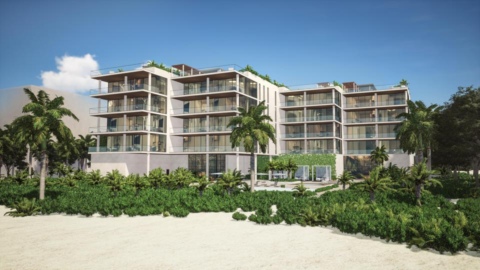 Sage Longboat Key Residences has 16 private residences