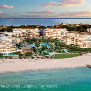 St Regis Longboat Key Renderings